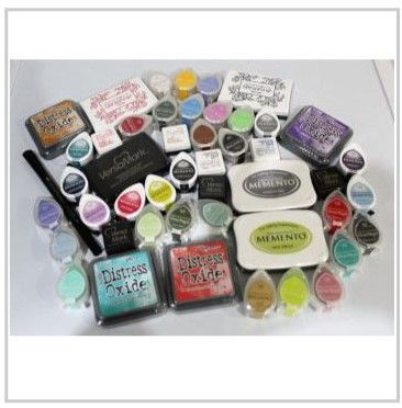 Ink Pads/Mini Distress Inks