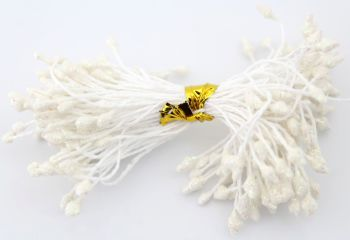 Stamens - White double ended Stamens (N3)