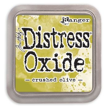 New Distress Oxide - Crushed Olive