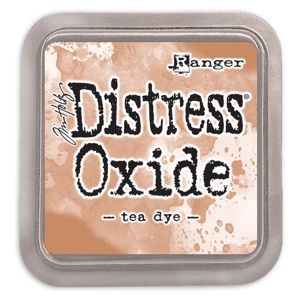 New Distress Oxide - Tea Dye