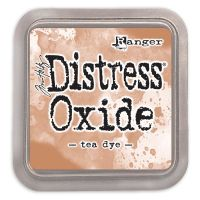 New Distress Oxide - Tea Dye