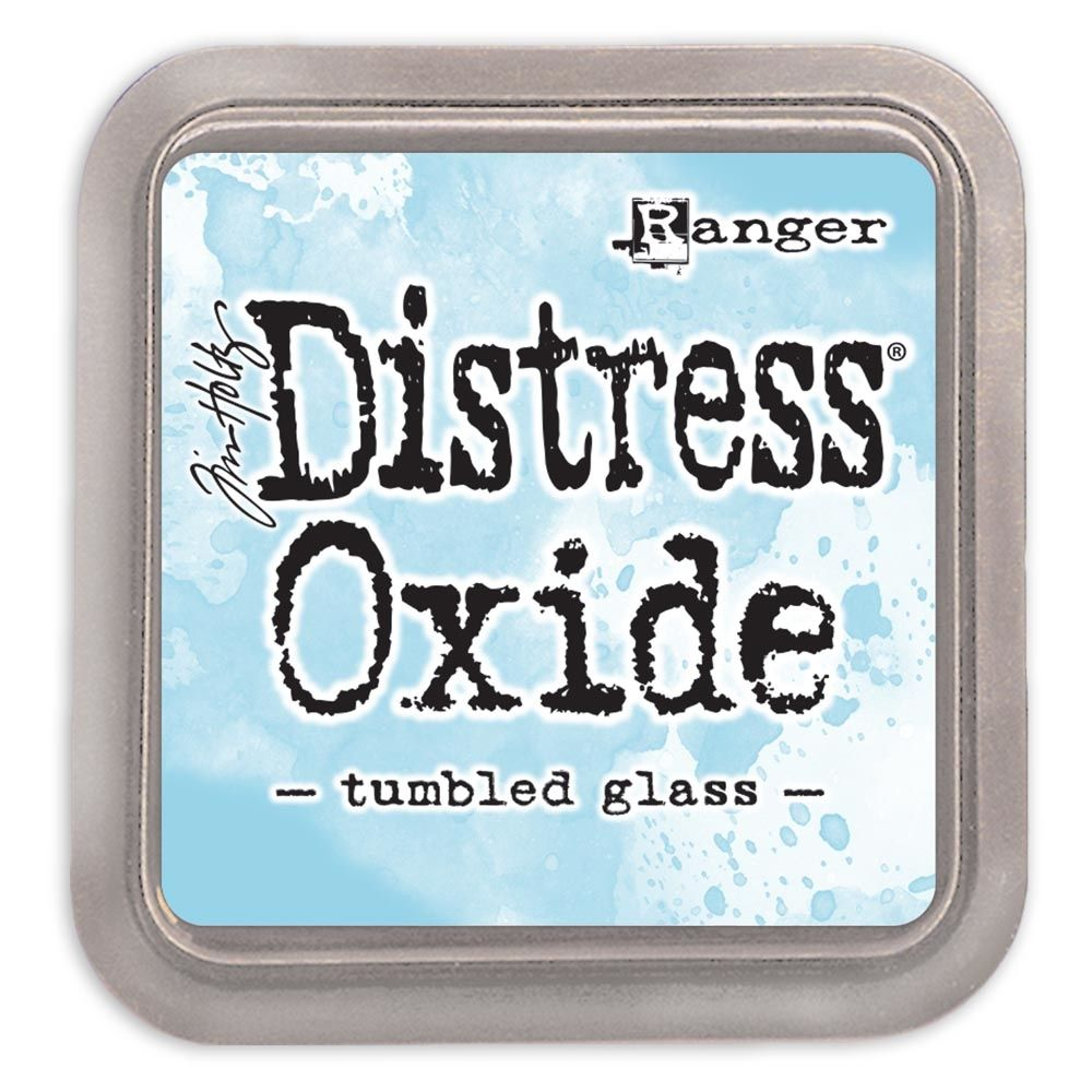 New Distress Oxide - Tumbled Glass