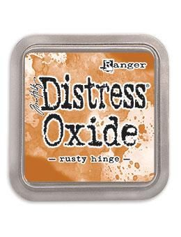 New Distress Oxide - Rusty Hinge