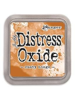 New Distress Oxide - Rusty Hinge (Pre order only shipped 31st October)