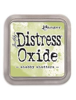New Distress Oxide - Shabby Shutter (Pre order only shipped 31st October)