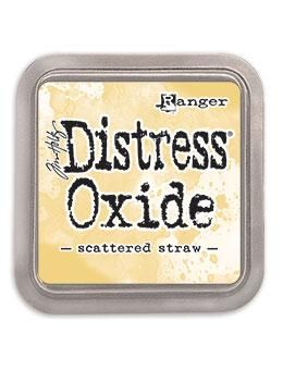 New Distress Oxide - Scattered Straw (Pre order only shipped 31st October)