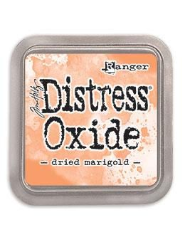 New Distress Oxide - Dried Marrigold