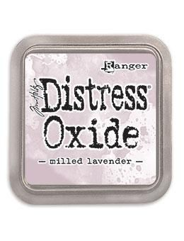 New Distress Oxide - Milled Lavender (Pre order only shipped 31st October)