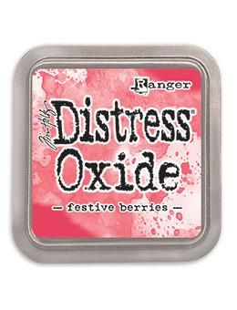 New Distress Oxide - Festive Berries