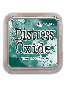 New Distress Oxide - Pine Needles