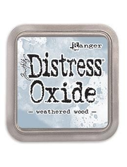 New Distress Oxide - Weathered Wood