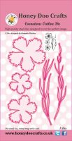 Carnations - Outline Die