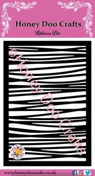 Honey Doo Crafts  - Ribbons  Die