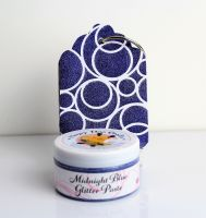 Glitter Paste - Midnight Blue  100ml Jar
