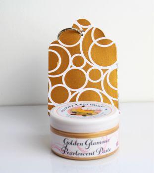 Pearlescent Paste - Golden Glamour  100ml Jar
