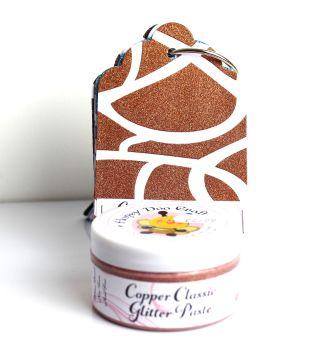 Glitter Paste - Copper Classic  100ml Jar