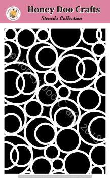 Encircle Stencil ( A5)