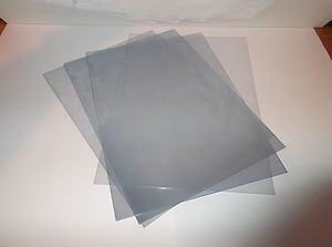 Clear Acetate (250gsm)
