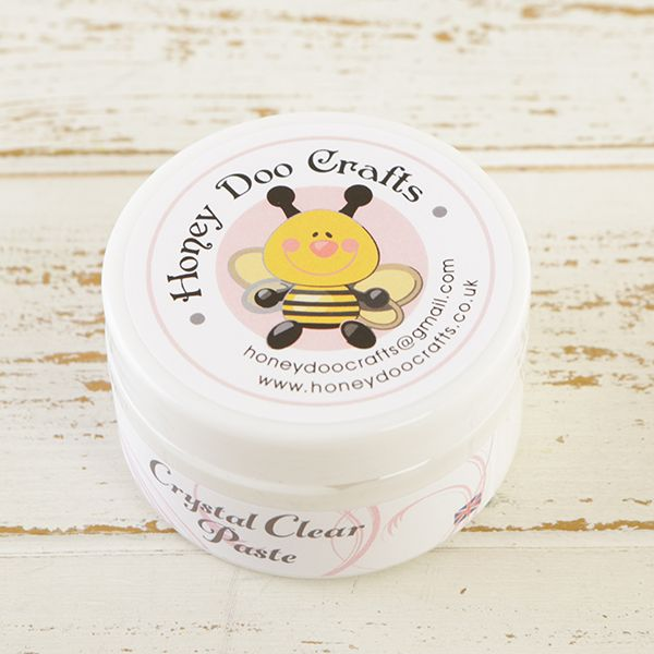 Honey Doo Crafts - Crystal Clear Paste