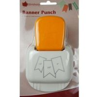 Banner Punch - Woodware