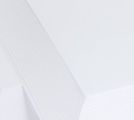 50 Sheets A4 Super Smooth Stamping Card – 300 Gsm