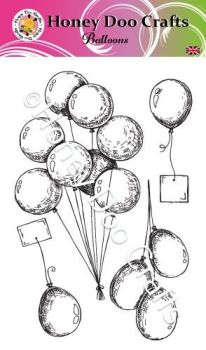 Balloons   (A6 Stamp)