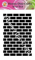 Brick Wall  (A6 Stamp)