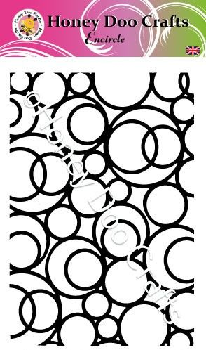 Encircle      (A6 Stamp)