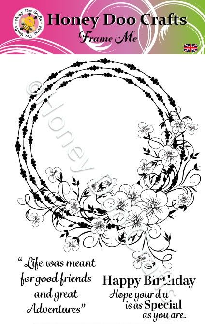 Frame Me  (A5 Stamp)