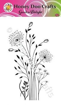 Garden Delight  (A6 Stamp)