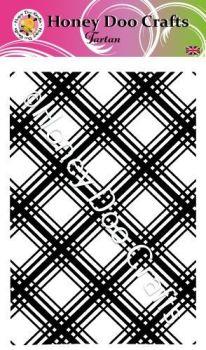 Tartan ( A6 Stamp)