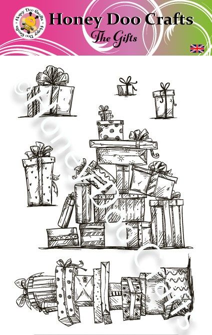 The Gifts   (A5 Stamp)