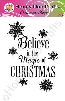 Christmas Magic   (A7 Stamp)