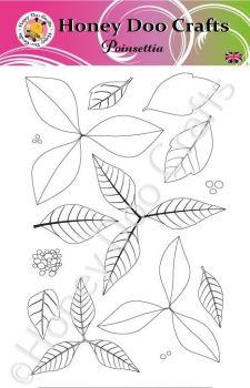 Poinsettia  (A6 Stamp)