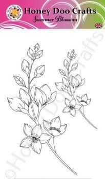 Summer Blossom  (A6 Stamp)