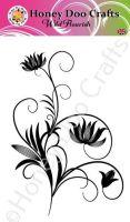 Wild Flourish   (A6 Stamp)