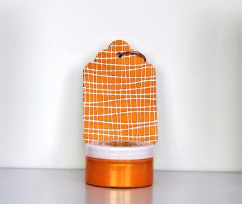 Pearlescent Paste - Tangerine Fizz  100ml Jar
