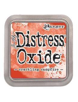Distress Oxide - Crackling Campfire