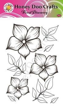 Floral Discovery   (A6 Stamp)