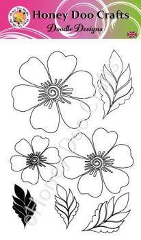 Doodle Designs   (A6 Stamp)