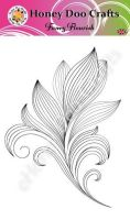 Fancy Flourish   (A6 Stamp)