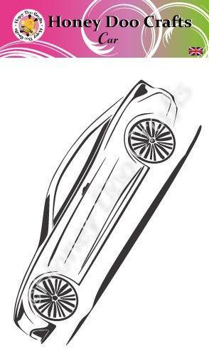 Car   (A6 Stamp)