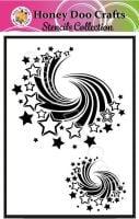 Reach for the Stars  (A5 Stencil)
