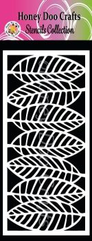 Abstract Leaves  (DL Stencil)