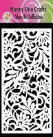 Secret Garden  (DL Stencil)