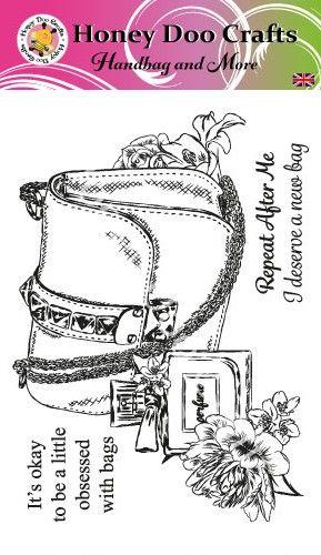 Handbag and More  (A6 Stamp)
