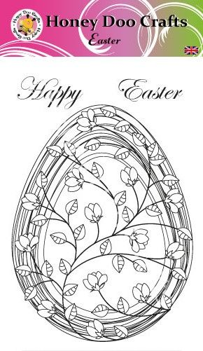 Easter   (A6 Stamp)