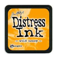 Mini Distress Ink Pad - Wild Honey