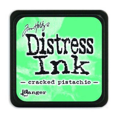 Mini Distress Ink Pad - Cracked Pistachio