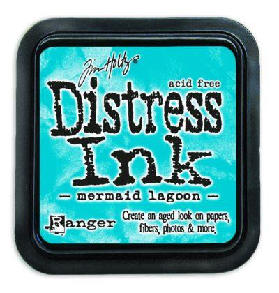 Mini Distress Ink Pad - Mermaid Lagoon